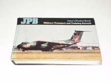JANES POCKET BOOK - MILITARY TRANSPORT AND TRAINING AIRCRAFT
